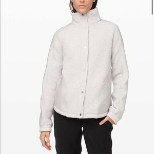 Lululemon Go Cozy Jacket